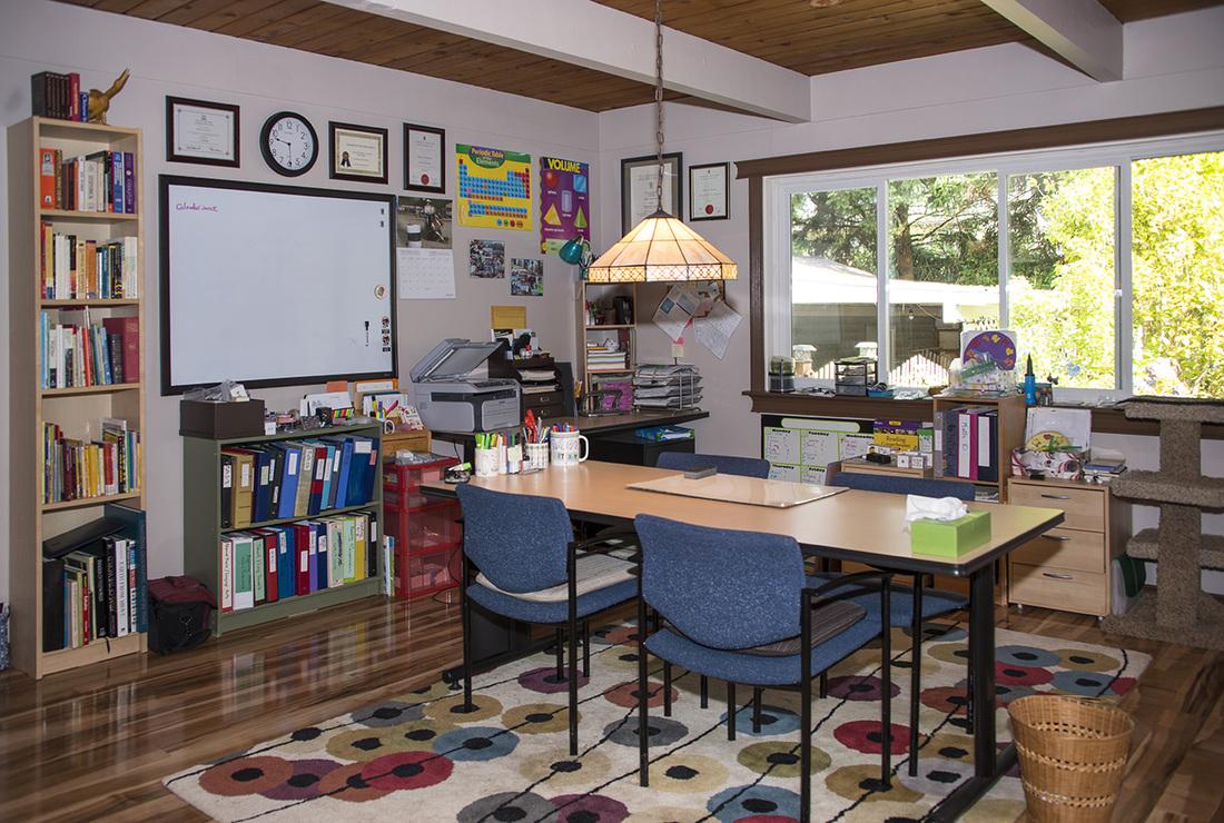 inviting classroom environment